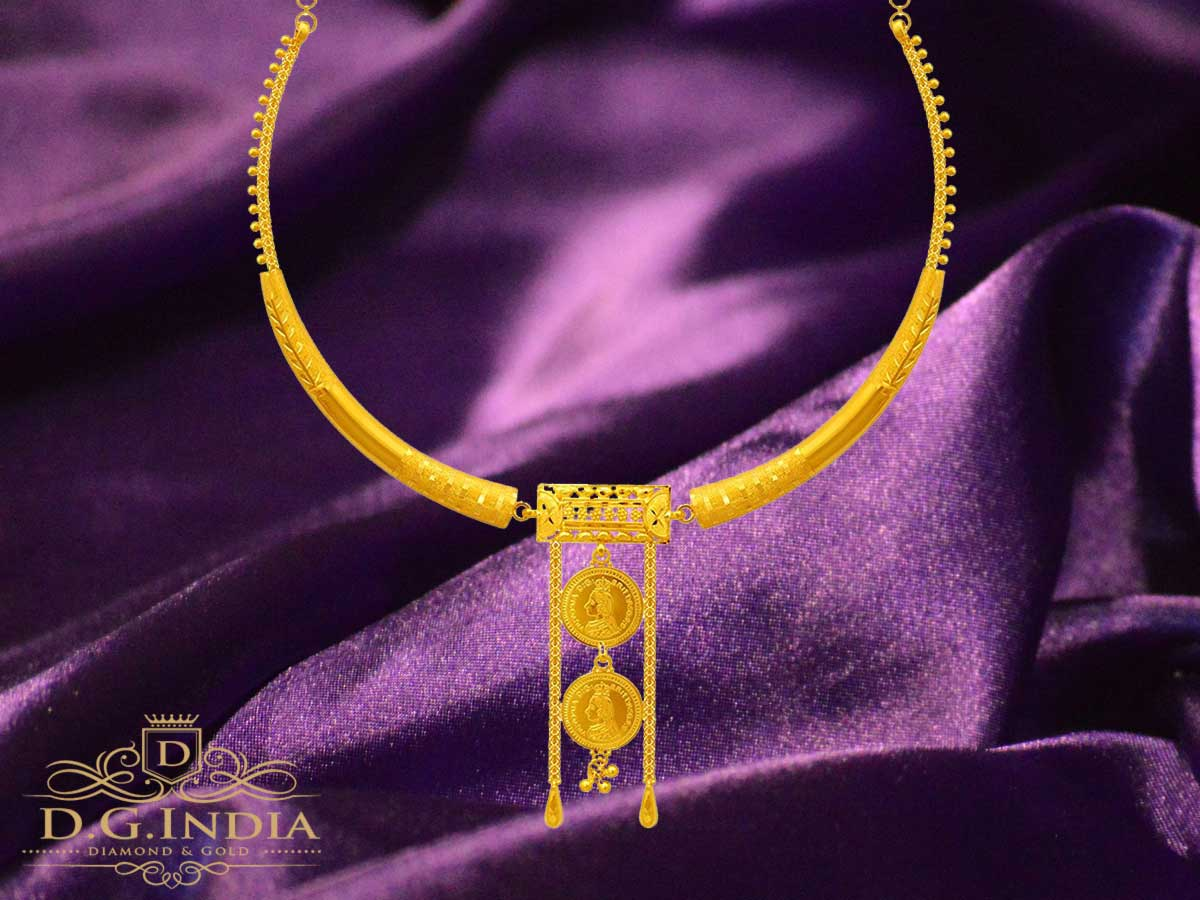 Goldlites Collection from PC Chandra | Gold Necklace for Women