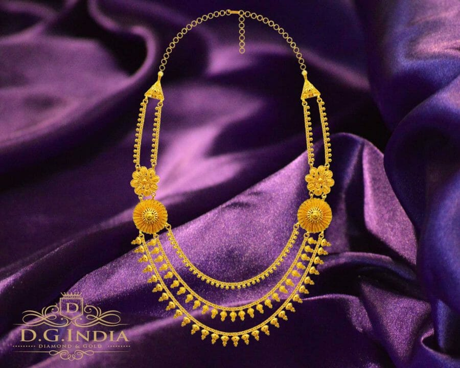 Goldlites Collection Womens Gold Necklace