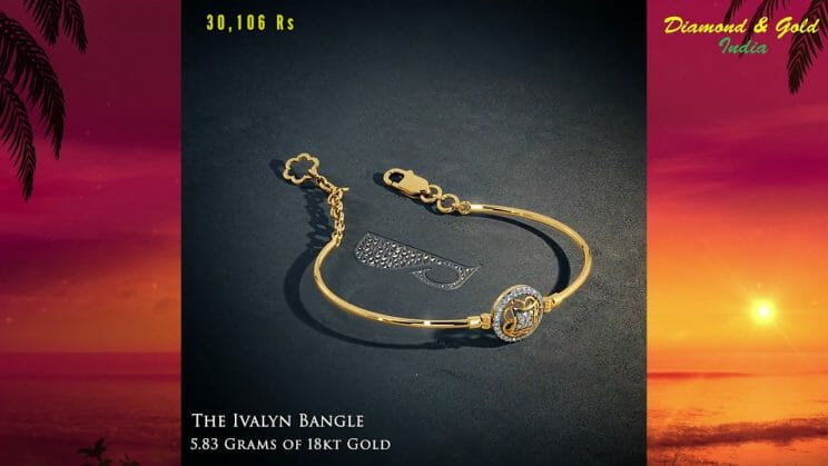 The Ivalyn Bangle for Kids