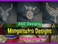 latest diamond mangalsutra neckl