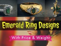 pretty womens emerald rings des