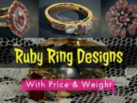 womens ruby rings designs with