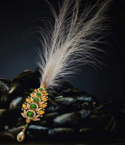Kalgi with Feather Punjabi Jewellery