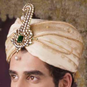 Sikh Sarpesh - Turban Ornament