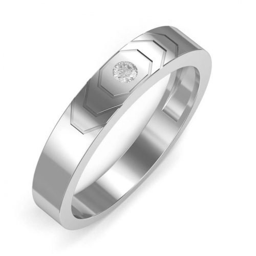 Astin Platinum Love Band