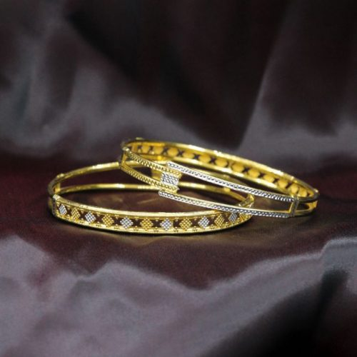 10 Grams Gold Bangles Design