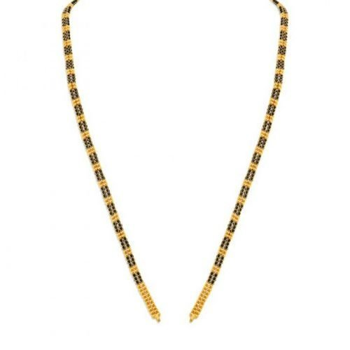 Gold Mangalsutra with Weight & Price
