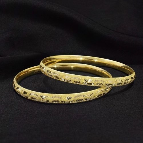 22k Bangles in 10 Grams for Girls
