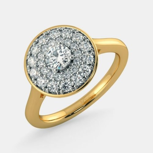 Diamond Ring Design with 0.25 Solitaire