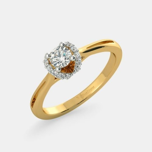 Beautiful Solitaire Ring with Price & Weight