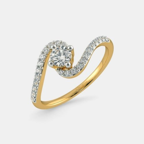 Ring Designs with Solitaire Diamond