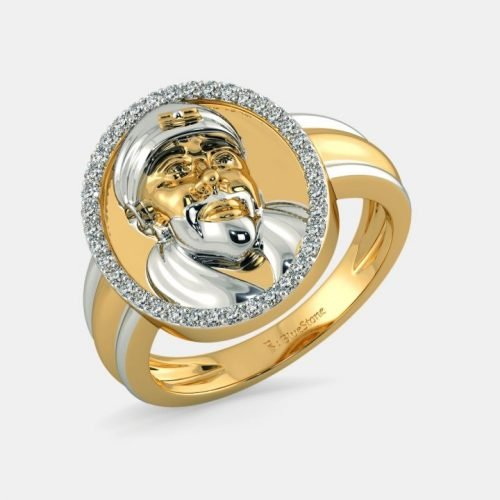 Diamond Mans Ring with Price & Weight