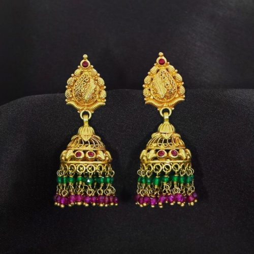 Jhumka Design with Price