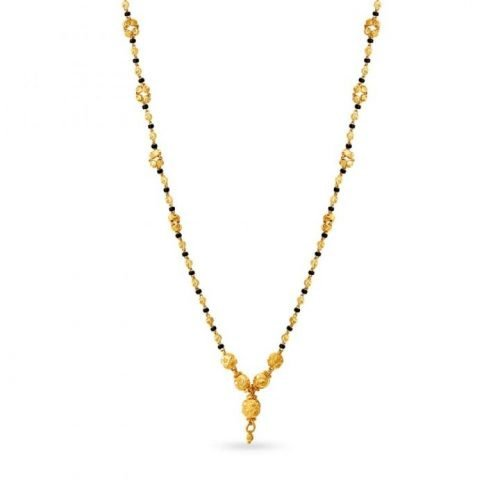 Tanishq Gold Mangalsutra for Weddings