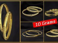 latest gold bangles designs in 1