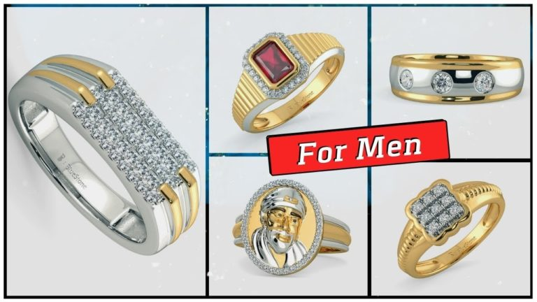 mens diamond rings designs in go
