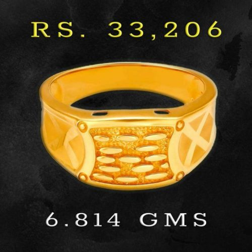 22 Carat Mens Gold Rings with Price