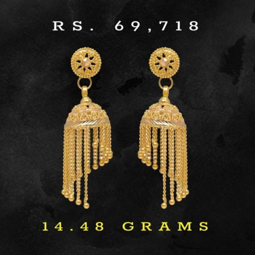 Dangling-Gold-Jhumkas-by-Joyalukkas-India