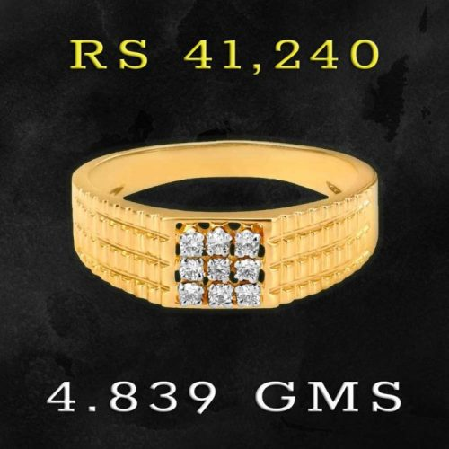 Diamond Finger Ring Designs with Price