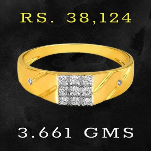 Diamond Rings for Men with Price