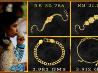 Gold Chain Designs for Girls