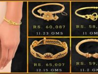 Senco Gold Bangles Collection with Price and Weight