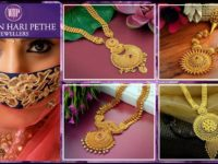 Gold Haram and Rani Haar Designs with Weight
