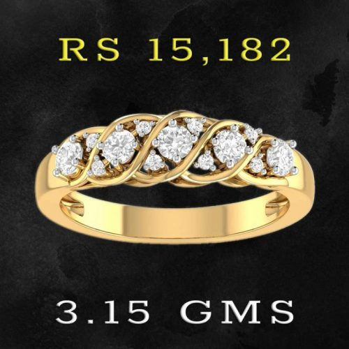 PC Jewellers Ring Designs for Women
