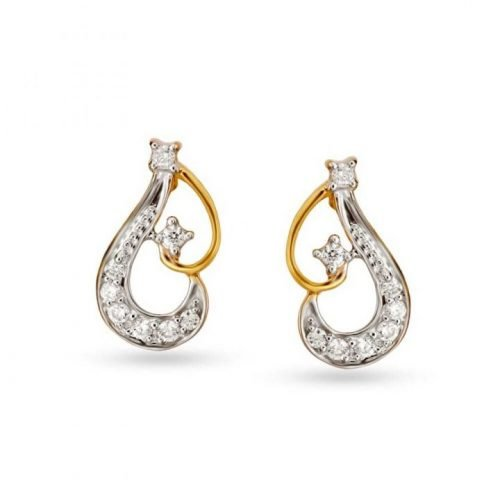 Tanishq Earring Designs with Price