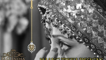 Diamond Maang Tikka Designs with Price & Weight