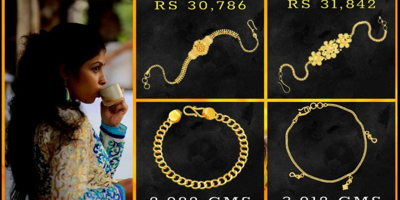 Joyalukkas Gold Chains Designs for Girls with Price