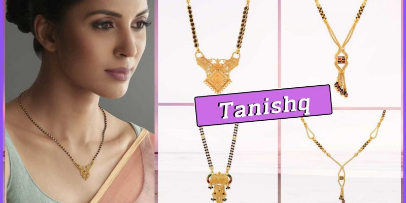 Tanishq Gold Mangalsutra Designs With Price (2019)