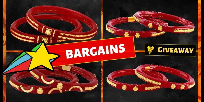 Bengali Shakha Pola Gold Bangles Designs with Price (2019)