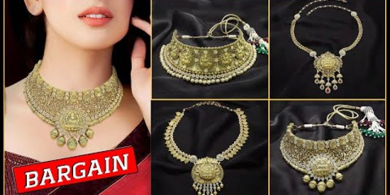 Uncut Diamond Necklace Designs with Price | Kalyan Jewellers