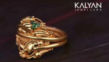 Kalyan Jewellers Gold & Diamond Ring Designs With Price (2018)