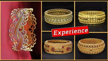 Latest Gold Kangan Designs with Price & Weight (2019)