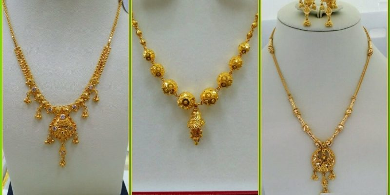 New Gold Chains Under 20 Grams Weight | Light Weight Gold Chain Necklace models