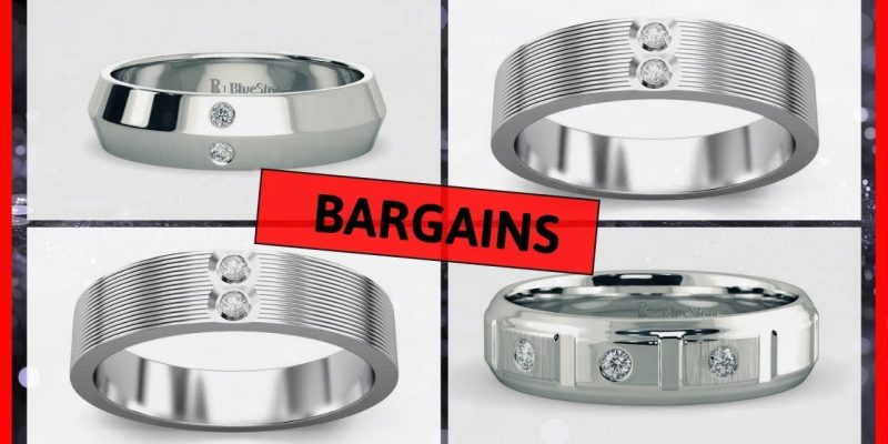 Platinum Rings for Men | Latest Designs with Price (2019)