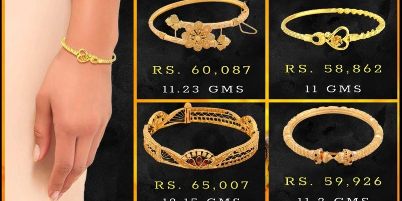 Senco Gold Bangles Collection with Price & Weight