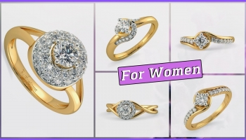 Solitaire Diamond Rings for Women with Price (2019)