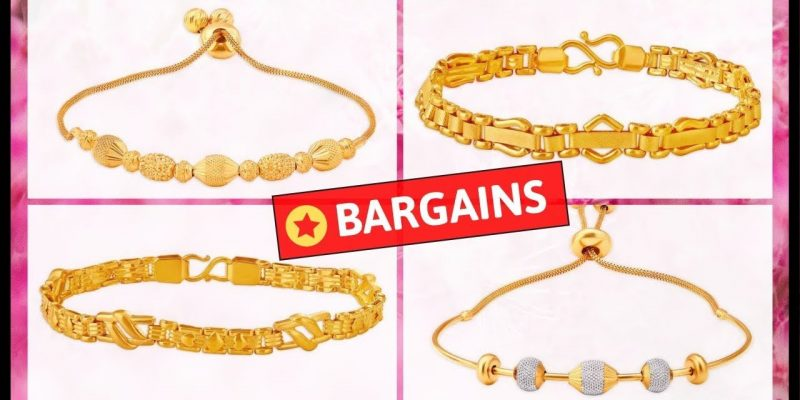 Tanishq Gold Bracelets Designs with Price for Women (2019)