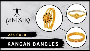 Tanishq Gold Kangan Designs With Price & Weight (For Women)